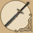 LARP Chaos Devil Long Sword